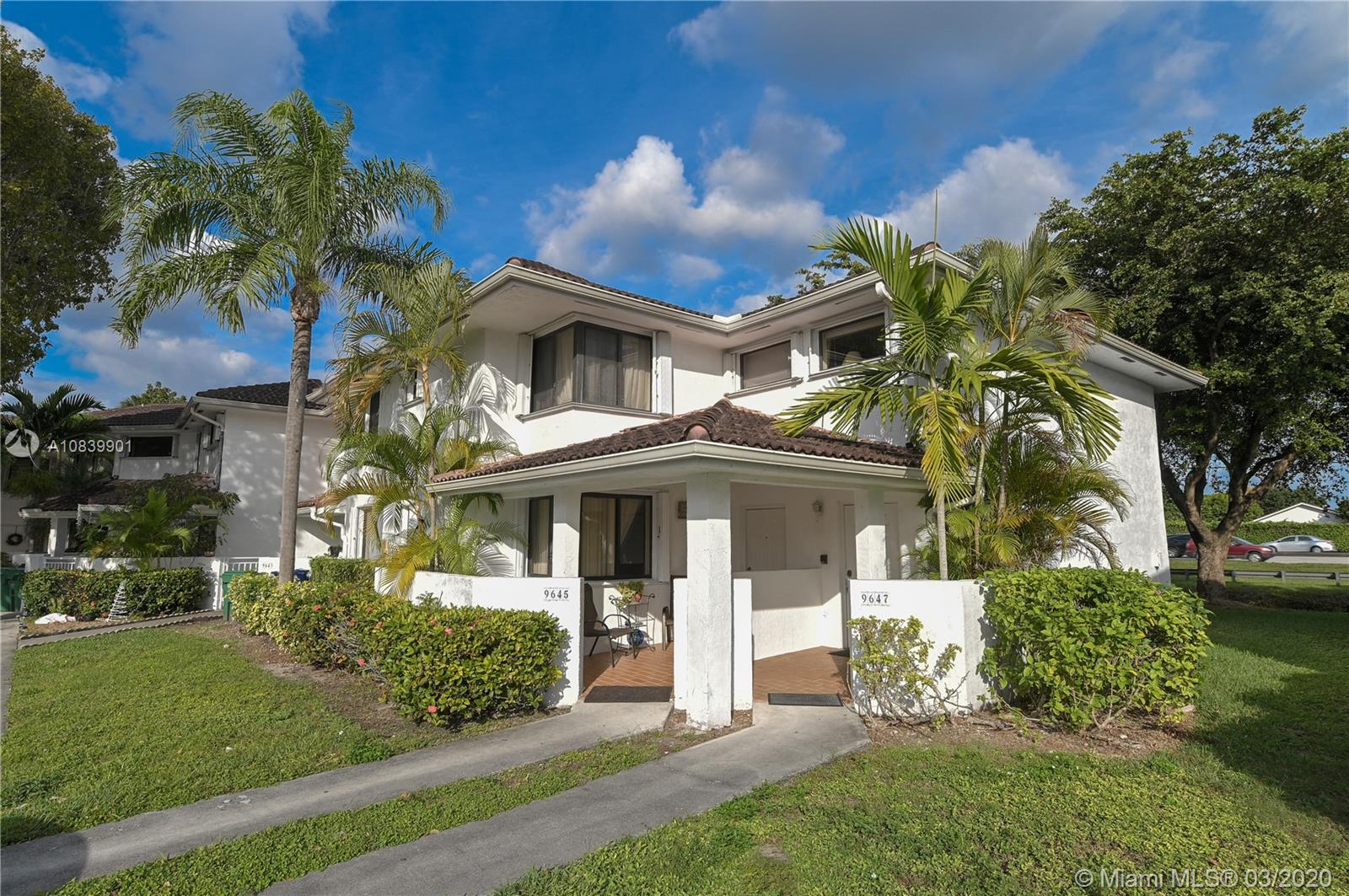 9647 SW 138th Ave #9647 For Sale A10839901, FL