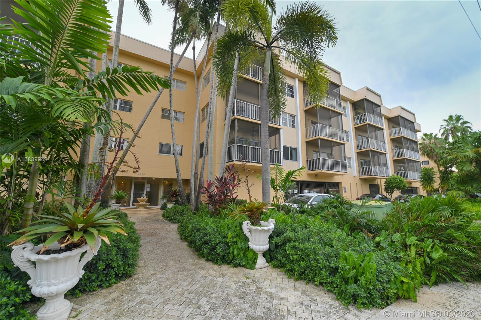 2640 NE 135th St #315 For Sale A10839948, FL