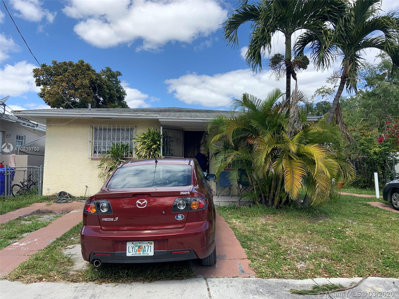 2815 SW 27th Ter  For Sale A10839750, FL