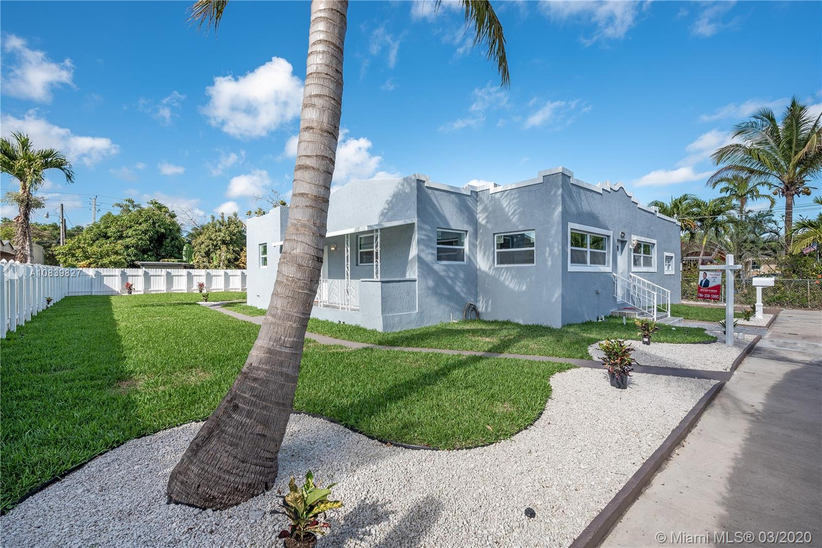 469 NE 130th St  For Sale A10839827, FL
