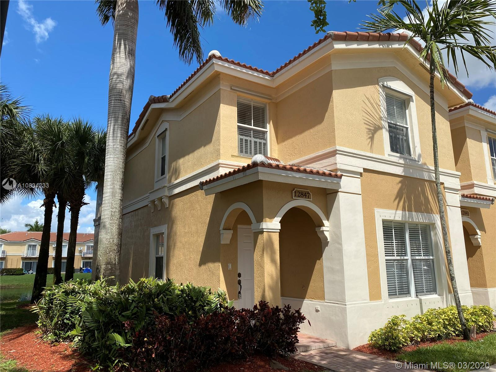 12847 SW 31st Ct #155 For Sale A10834233, FL