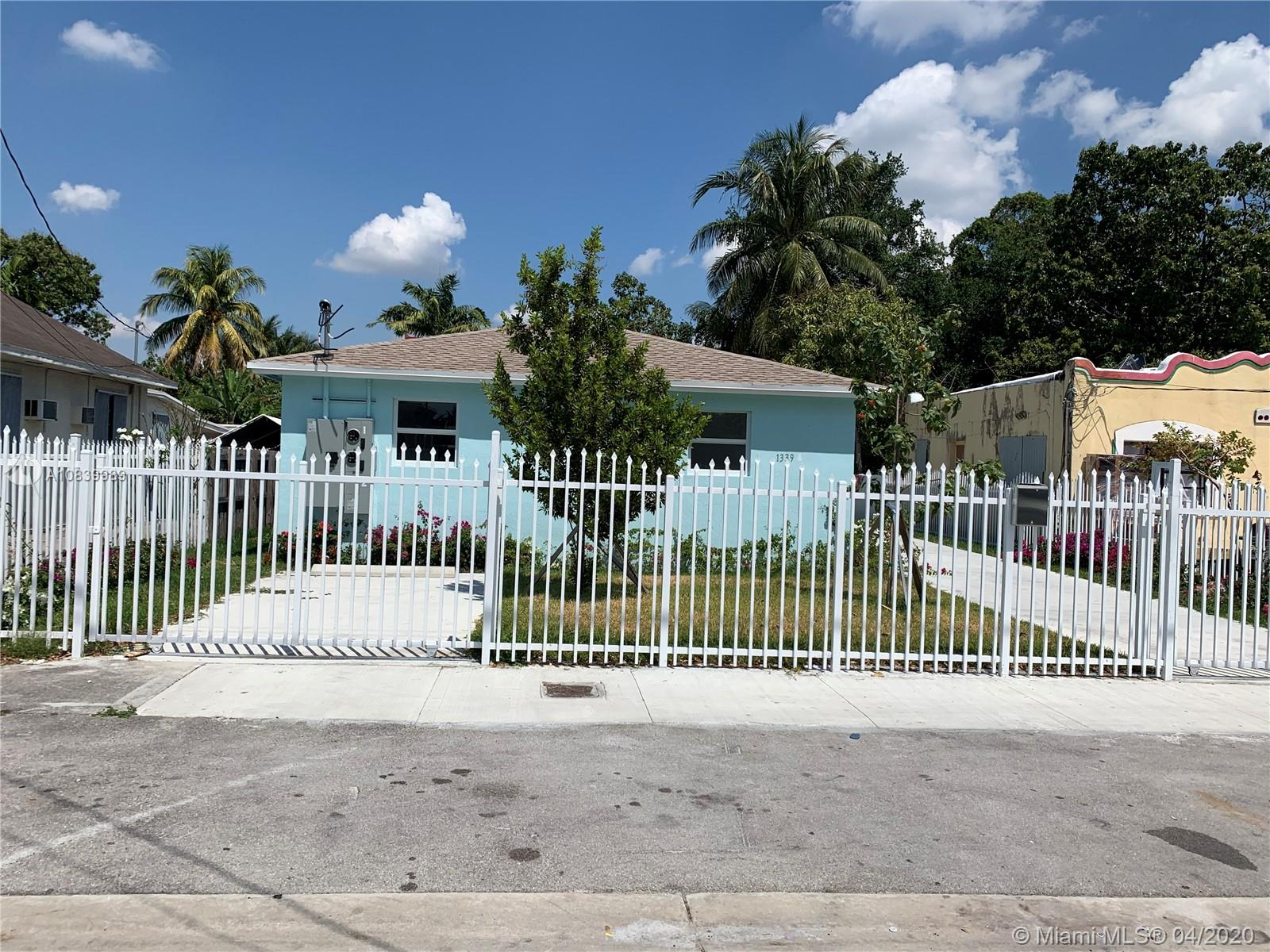 1339 NW 34th St  For Sale A10839989, FL
