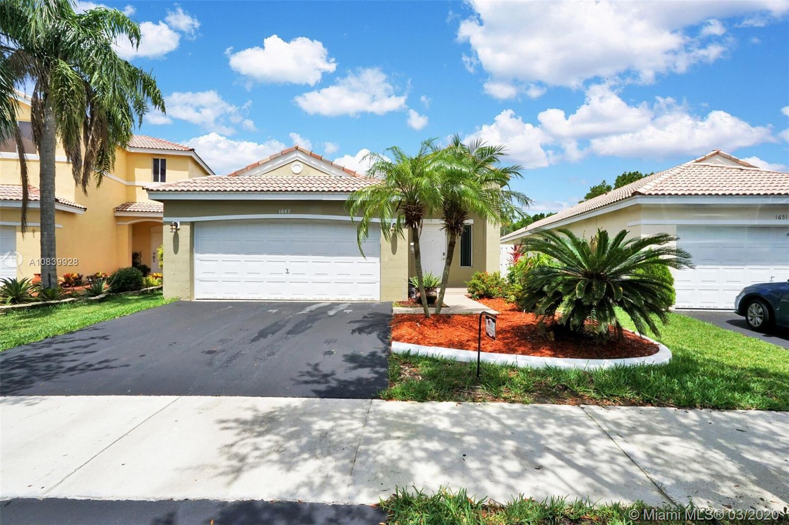 1647  Palermo Dr  For Sale A10839928, FL