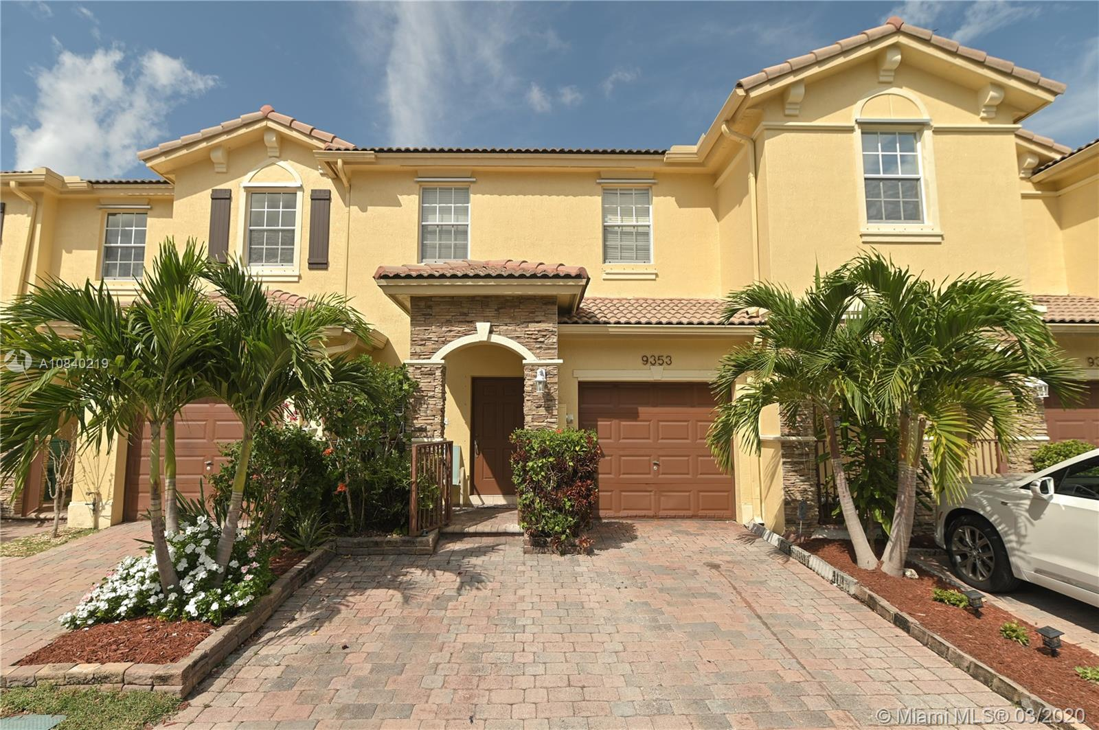 9353 SW 221st Way  For Sale A10840219, FL