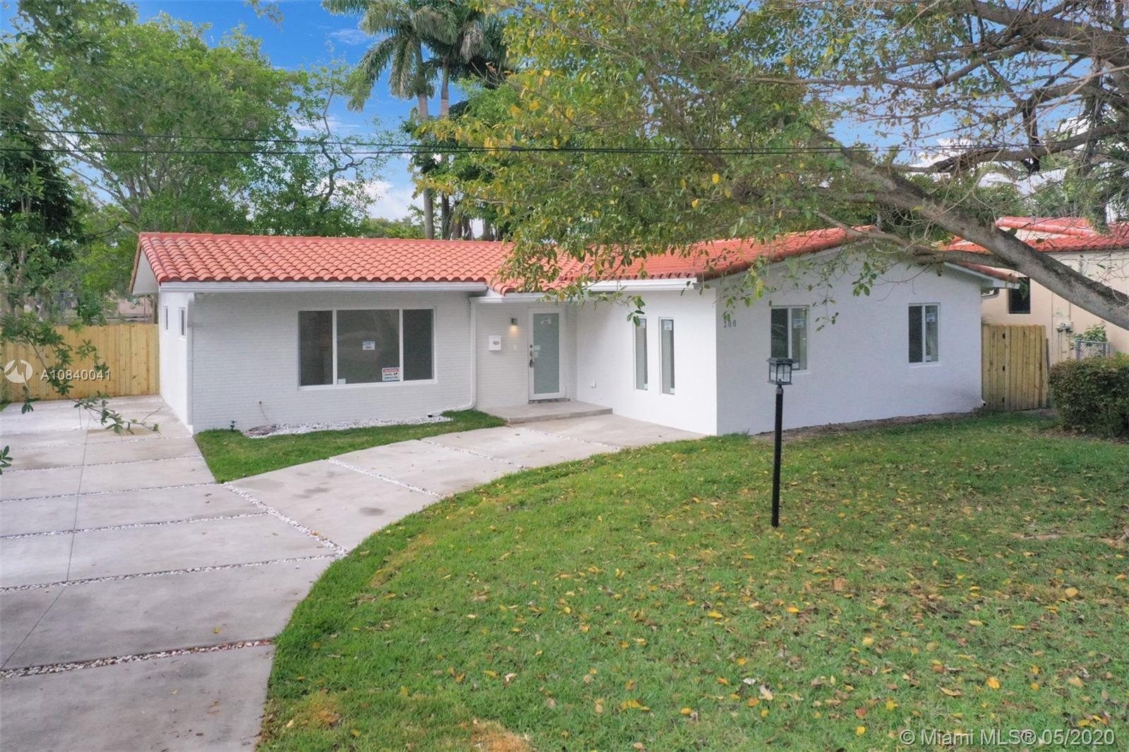 200 NW 86th St  For Sale A10840041, FL