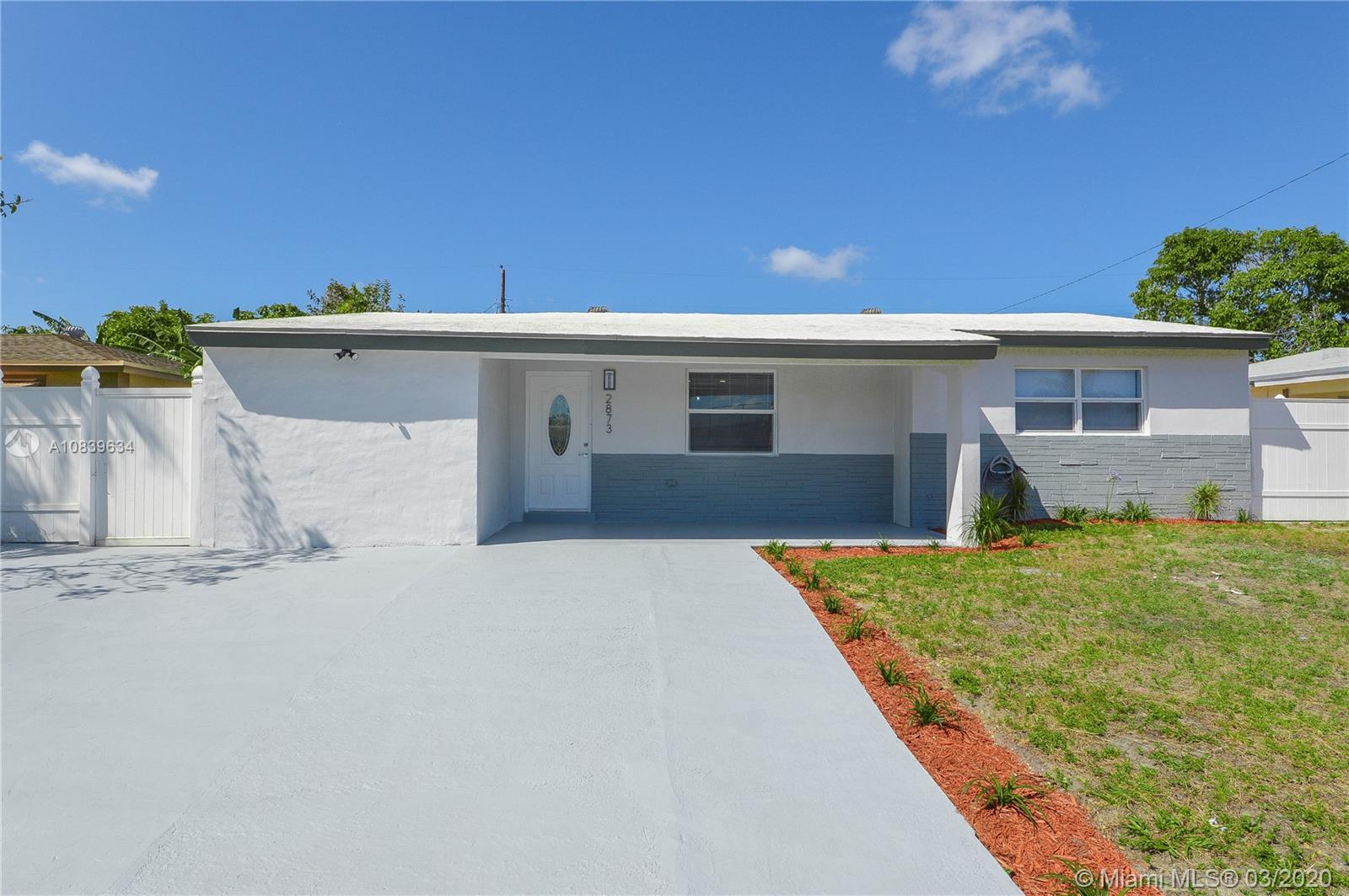 2873 SW 10th St  For Sale A10839634, FL