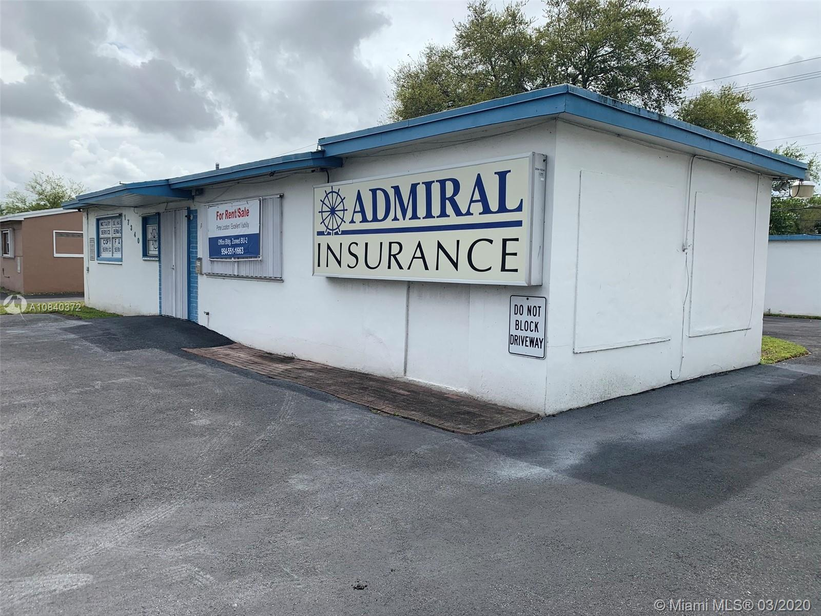 17340 NW 27th Ave  For Sale A10840372, FL