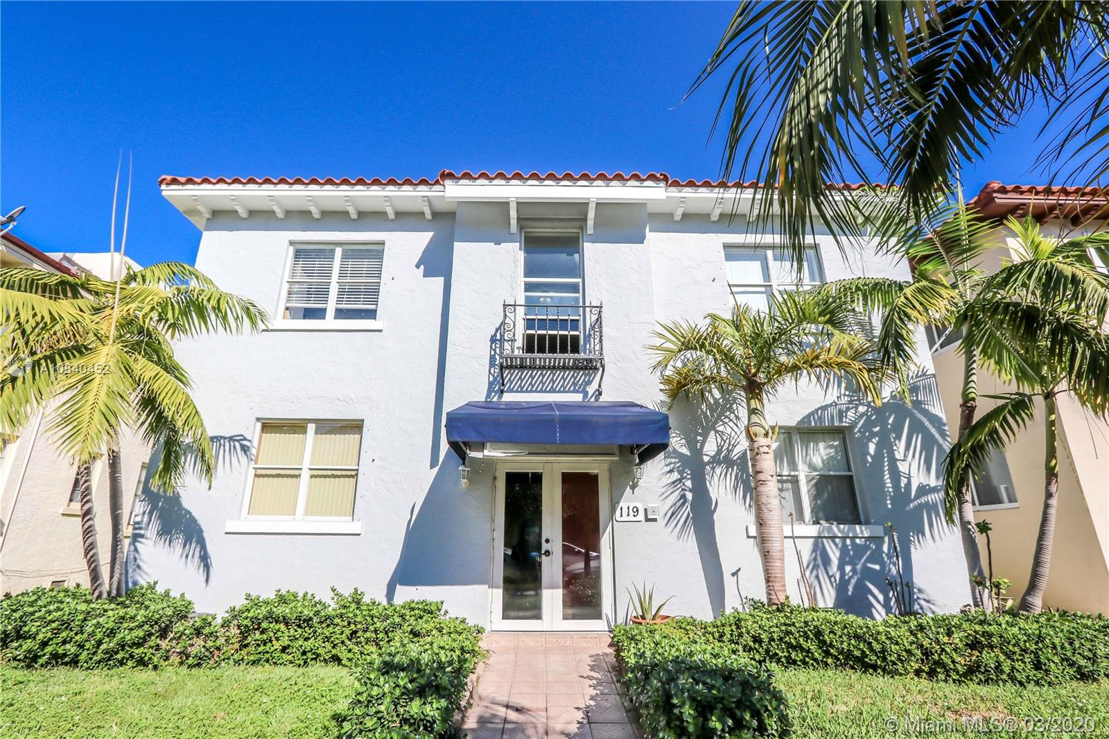 119  Menores Ave #1A For Sale A10840452, FL