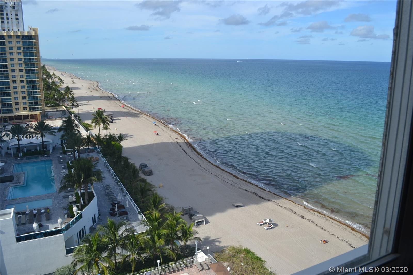 2751 S Ocean Dr  For Sale A10840546, FL