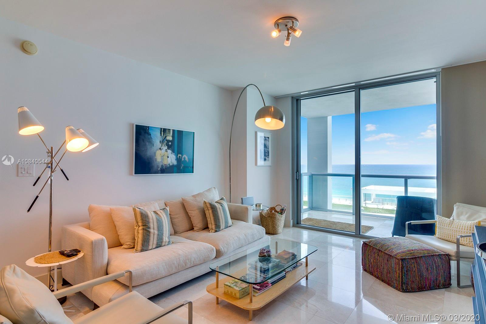 6799  Collins Ave #804 For Sale A10840544, FL