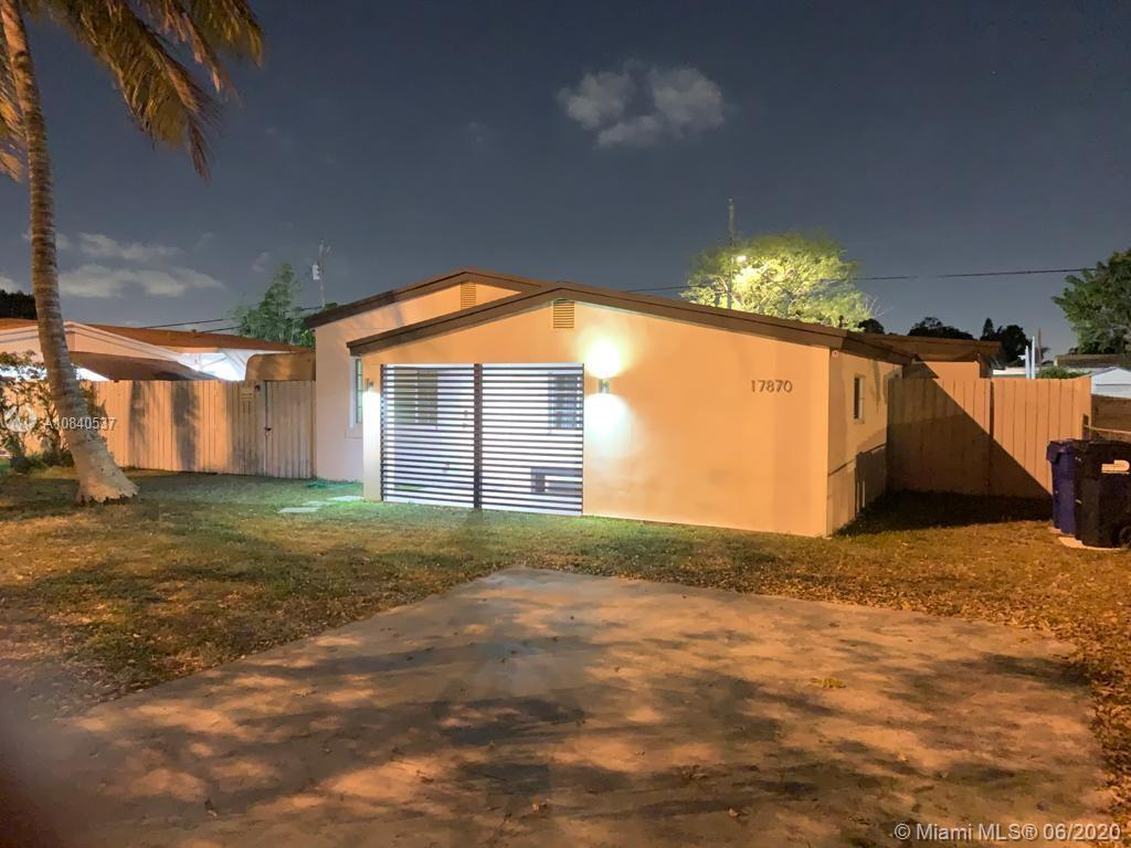 17870 NE 19th Ave  For Sale A10840537, FL