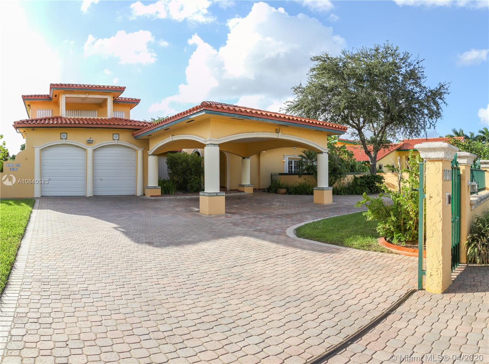 3850 SW 129th Ave  For Sale A10840583, FL
