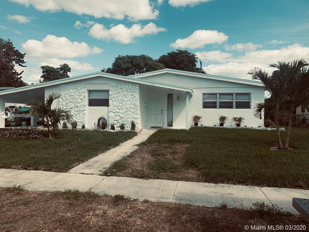 RECENTLY REMODELED HOME IN FAMILY NEIGHBORHOOD.  NEWER APPLIANCES. SCREENED PATIO, 1 CAR CARPORT WITH LAUNDRY AREA IN CARPORT.  WASHER AND DRYER HOOKUP. ALL TILE FLOORS