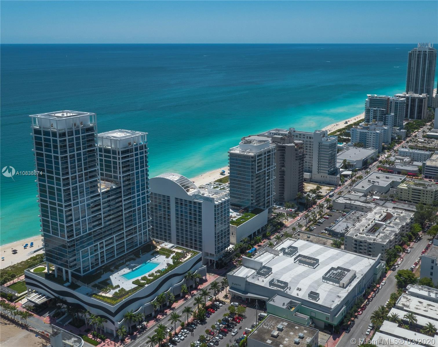 6801  Collins Ave #612 For Sale A10838874, FL