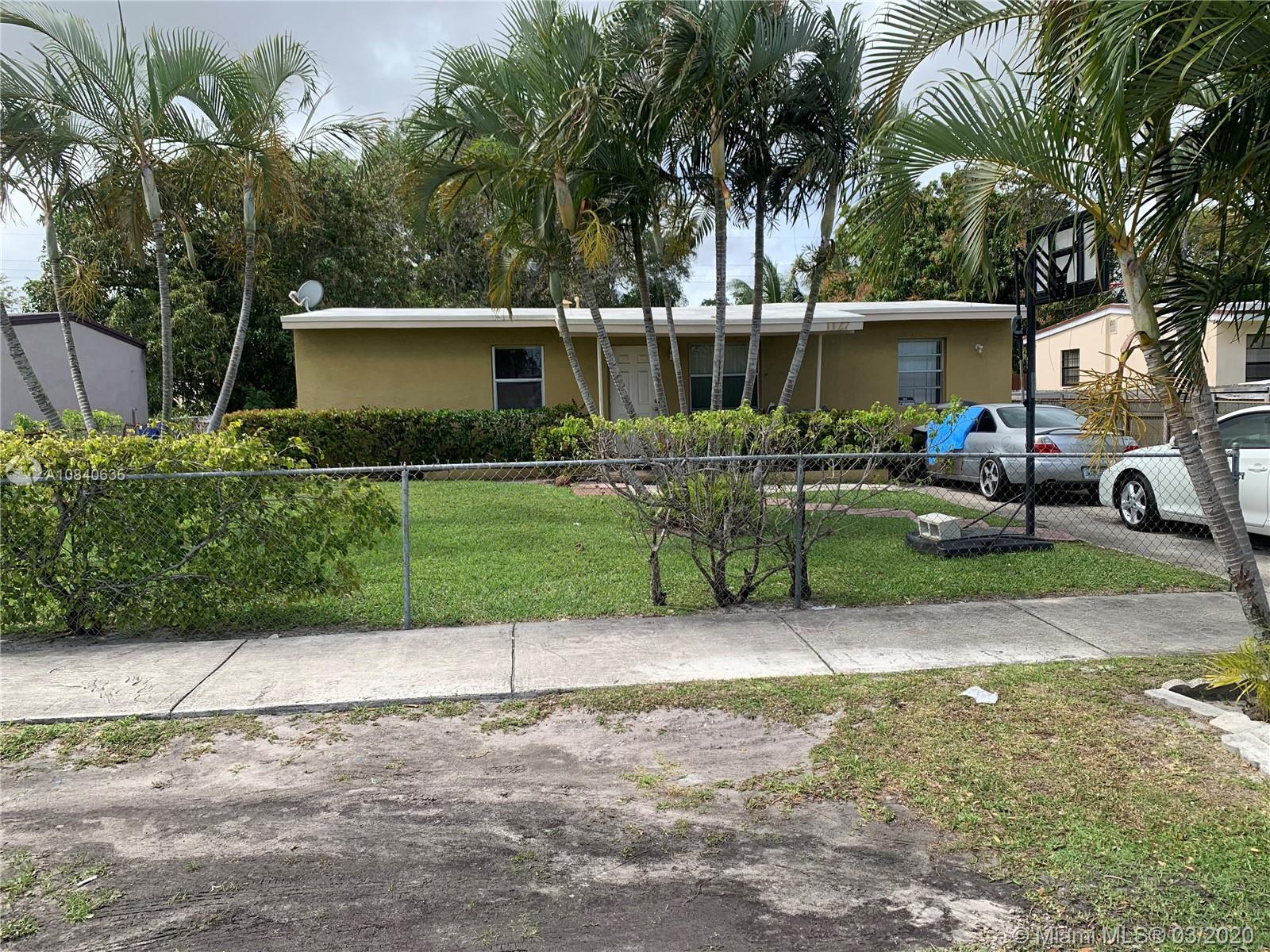 1127 NW 17th Ave  For Sale A10840635, FL