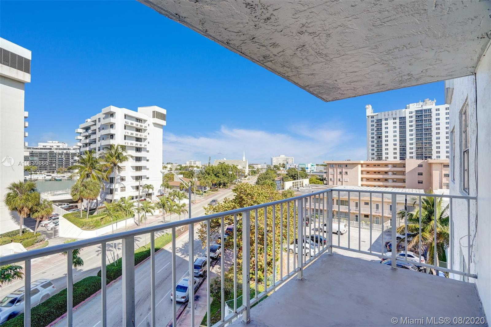 6801 W Indian Creek Dr #507 For Sale A10839866, FL