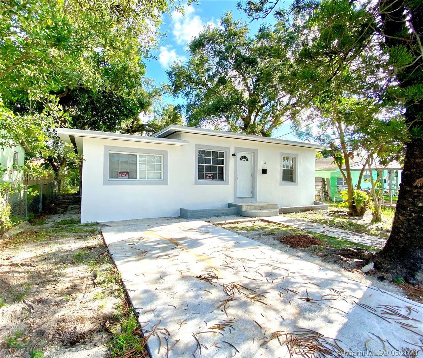 1455 NW 51st St  For Sale A10840809, FL