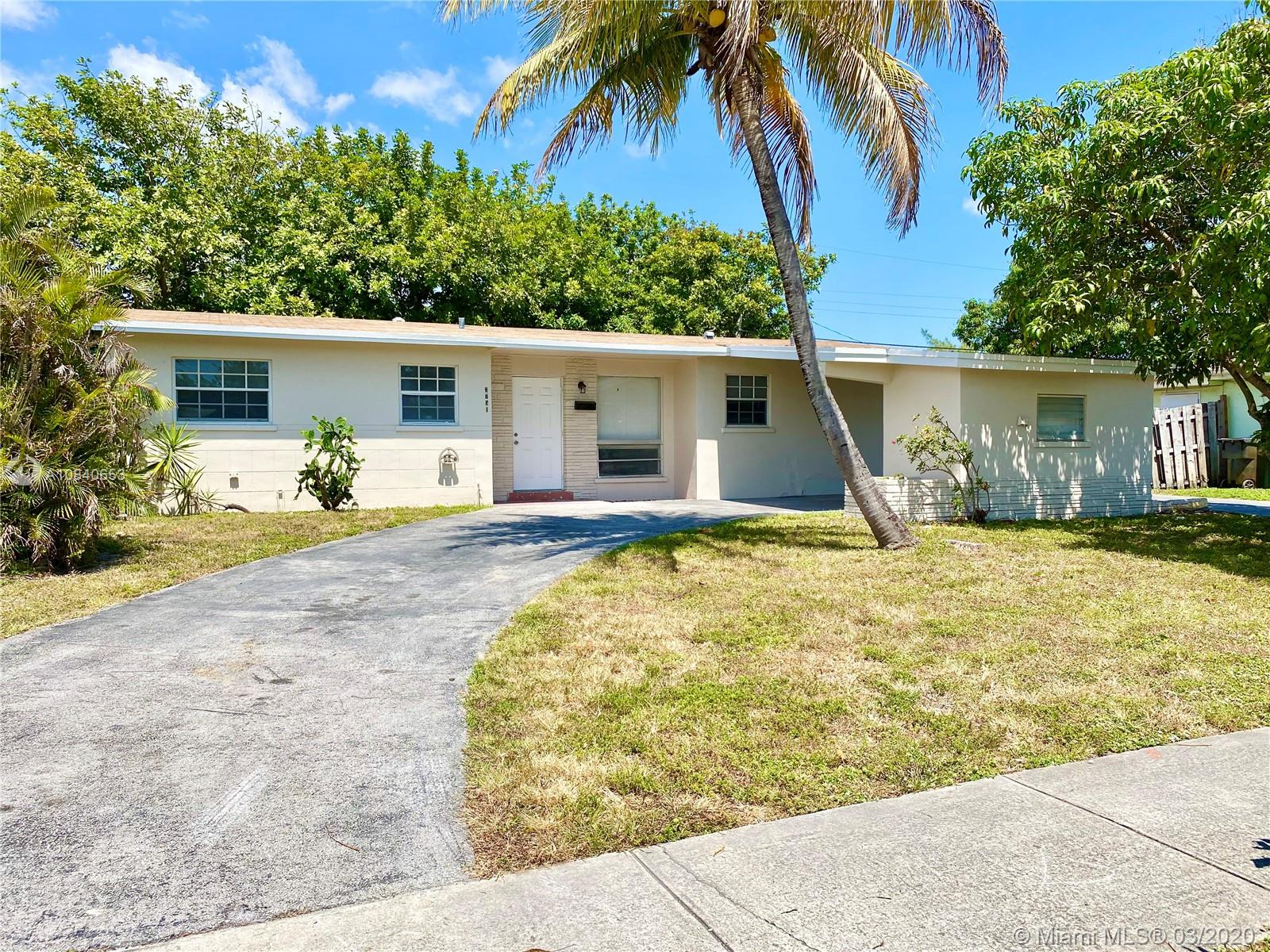 Bring your toothbrush and move right in! This spacious 3 bedroom 1 bathroom home has everything a homeowner dreams of! This single family home is fully equipped with all new renovations. New owners will enjoy new flooring throughout, a new modern luxury kitchen with brand new appliances and a completely renovated bathroom with amazing modern finishes. With this home's large gated backyard and plenty of parking, your guest may never want to leave. The price is right, so submit your offer! You wont find a better deal!