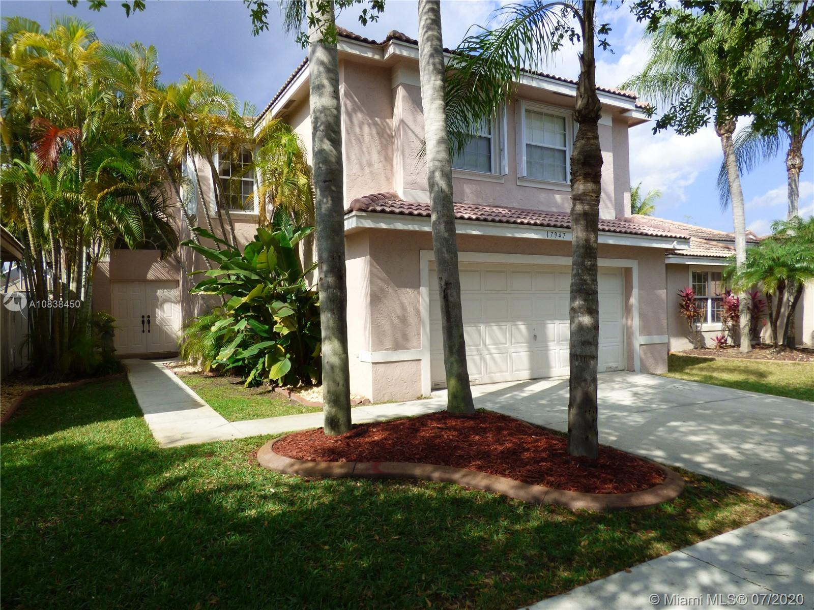 17947 SW 30th Ct  For Sale A10838450, FL