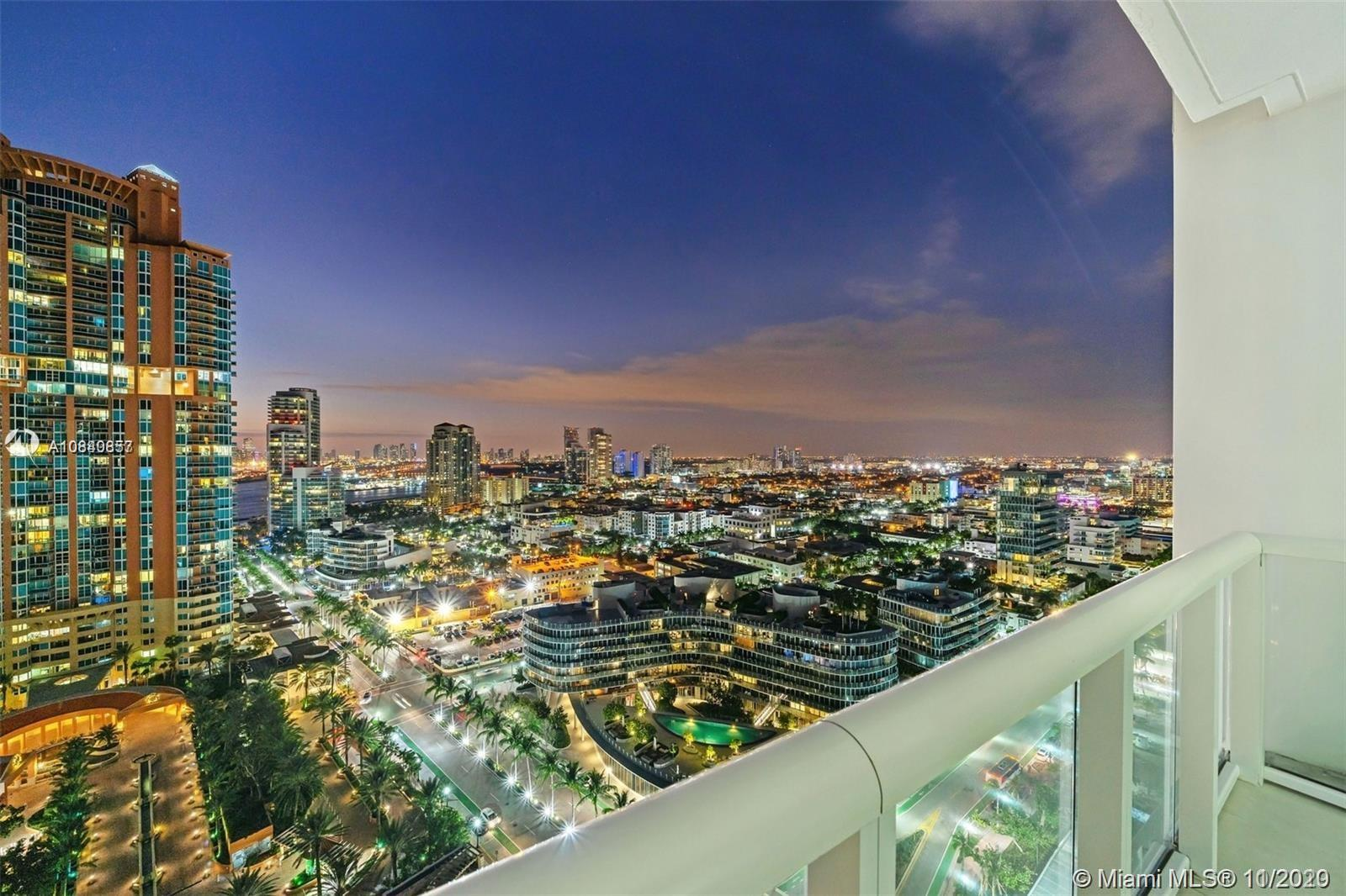 50 S Pointe Dr #2304 For Sale A10840857, FL