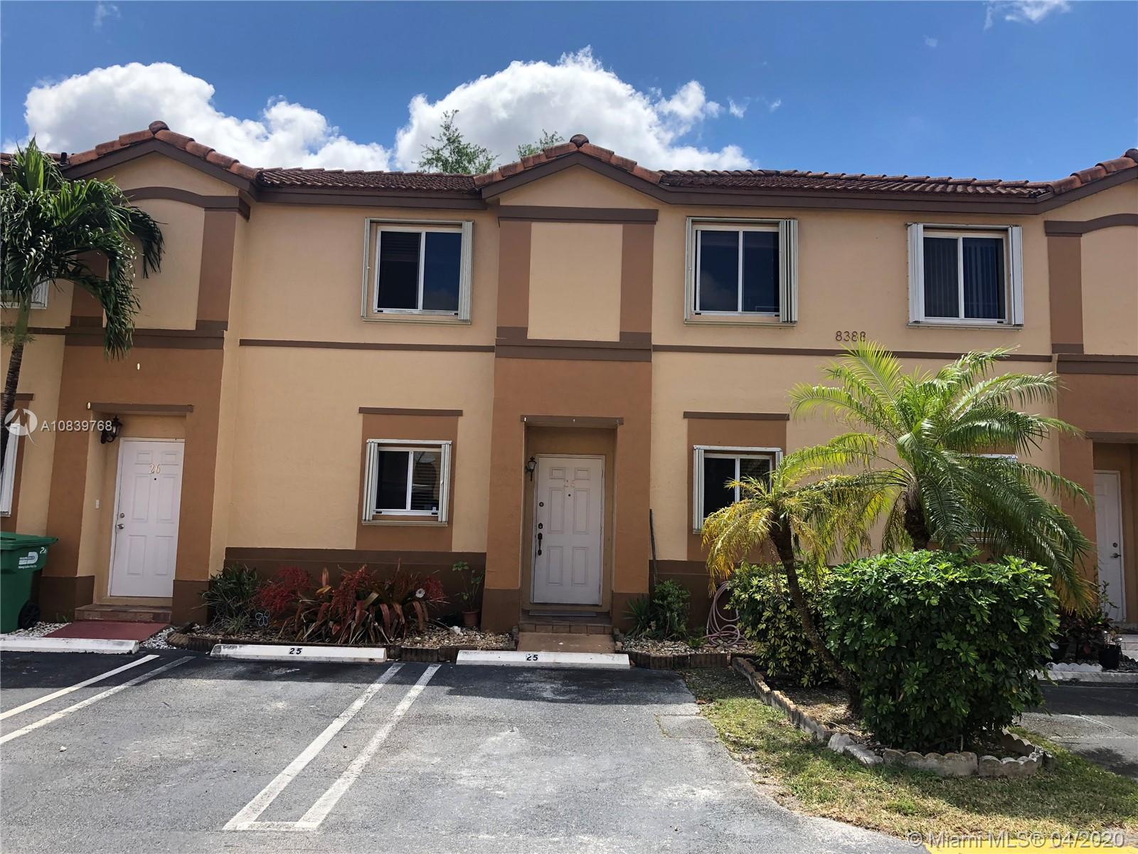 8388 SW 152nd Ave #25-5 For Sale A10839768, FL