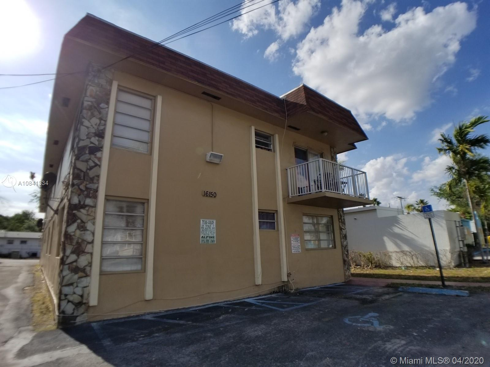 16150 NE 21st Ave #2 For Sale A10841334, FL