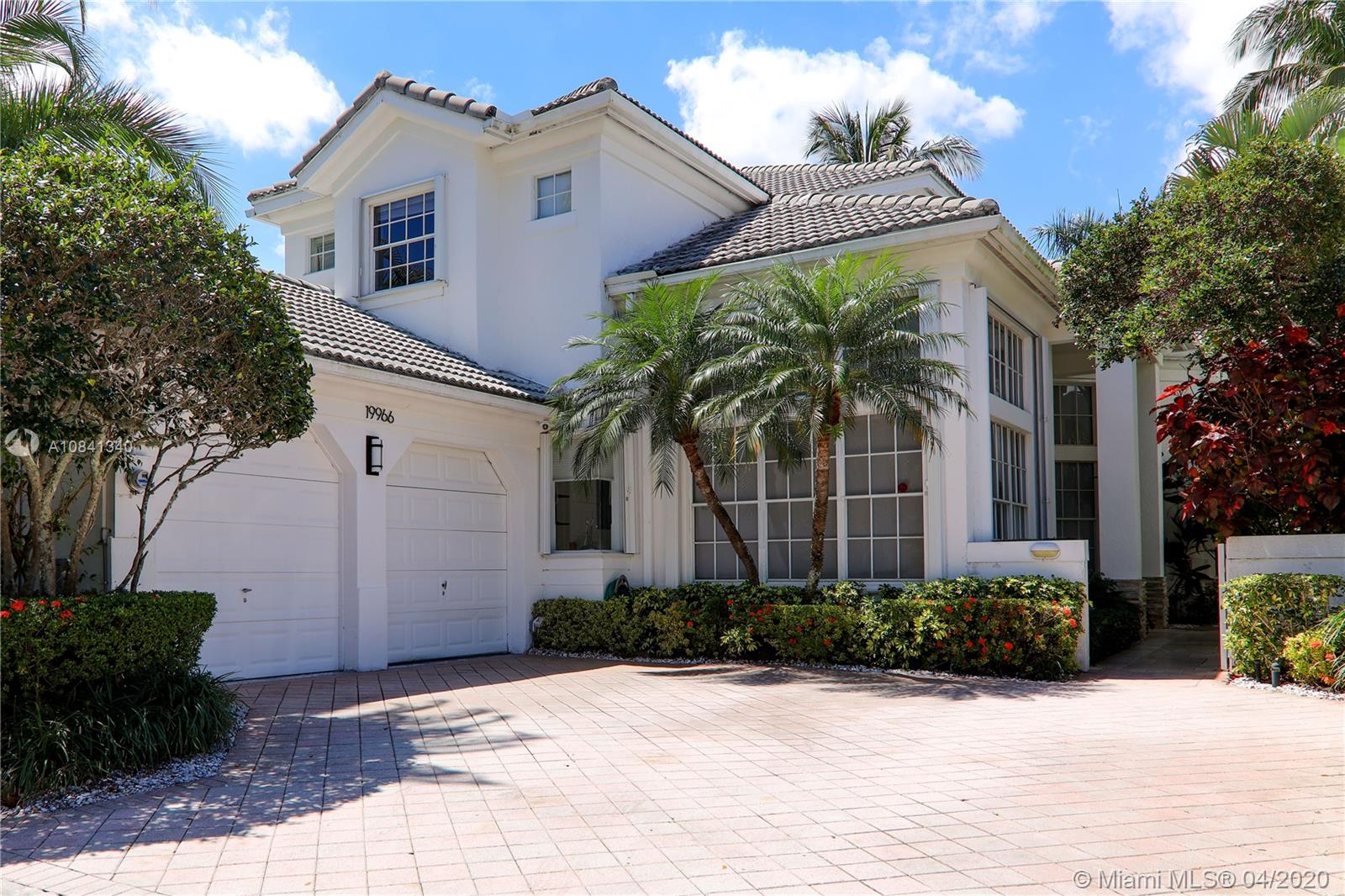 19966 NE 36th Pl  For Sale A10841340, FL