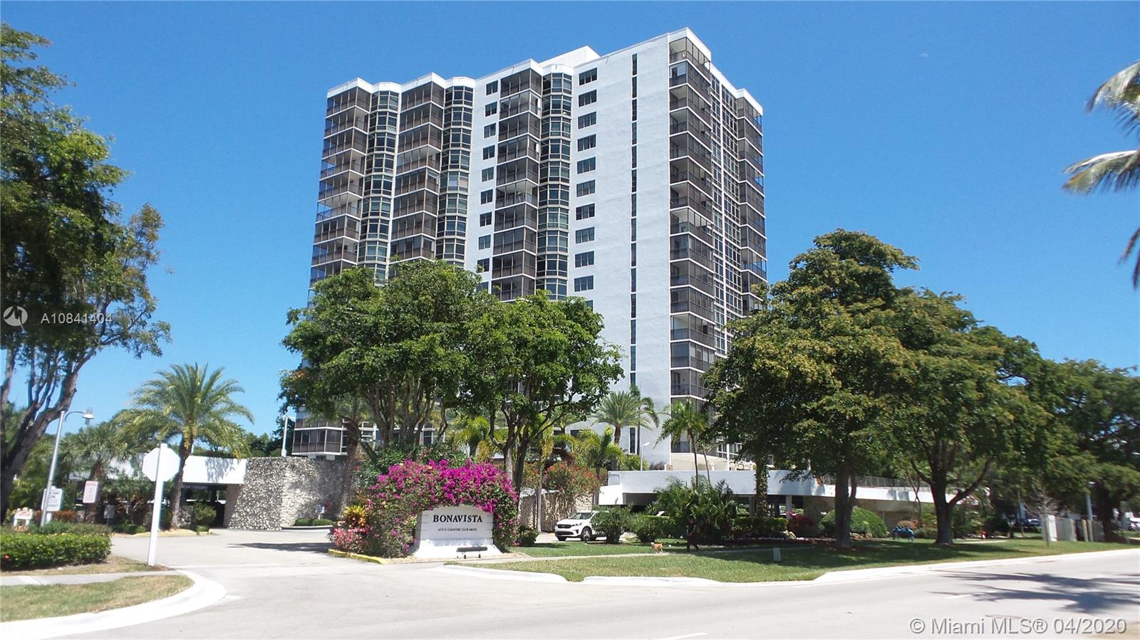 3375 N Country Club Dr #805 For Sale A10841404, FL