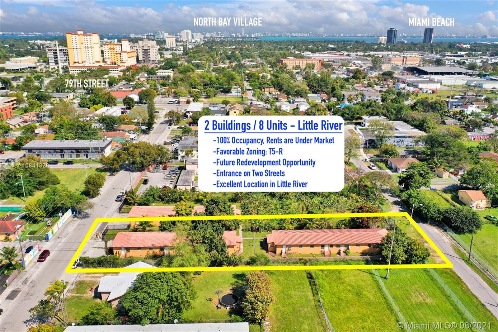 111 NW 76th St  For Sale A10841328, FL