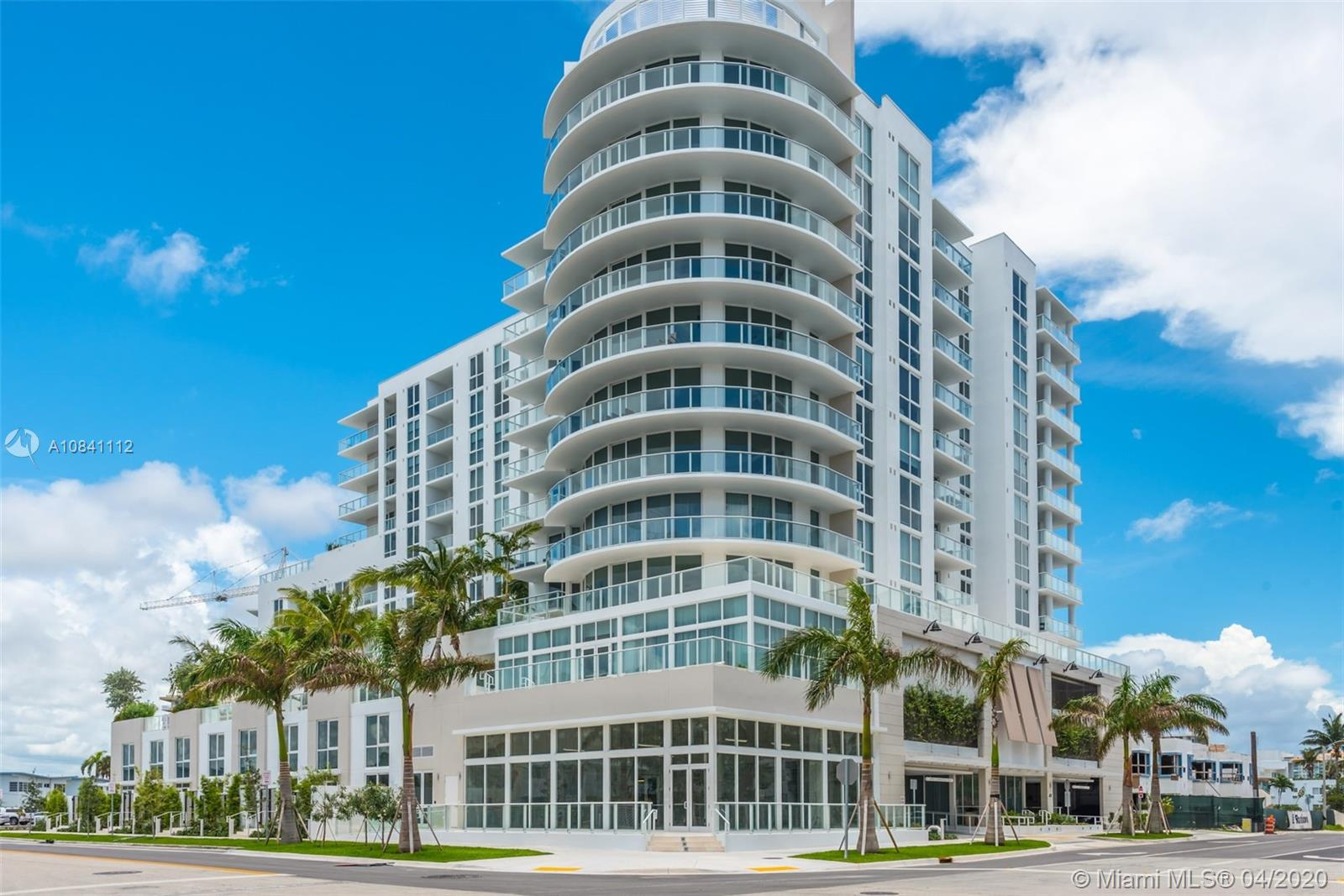 Wake to the Sunrise and Dine to the Sunset with 180 degree Ocean to Intracoastal to Skyline in this 2018 New Construction steps from the sands of Fort Lauderdale Beach. Highly Sought 2 BEDROOMS PLUS DEN with 2 BATHS, this 6th Flr unit overlooks the private pool with floor to ceiling windows with waterviews in each room. Master Bath has marble shower and seperate spa tub, Stephen G Designed Kitchen with quartz countertops, and top end appliances. Washer/Dryer in Unit. Resort style amenities include 2 chairs and umbrella at beach, 24/7 Concierge, Valet parking, Theater, Clubroom, Billiard room, Entertainment bar, Fitness Center, Sauna and High Speed Fiber Optic Internet and TV Service. Rent Immediately, Daily rentals allowed, Pet Friendly. PRIME OPPORTUNITY FOR INVESTORS.