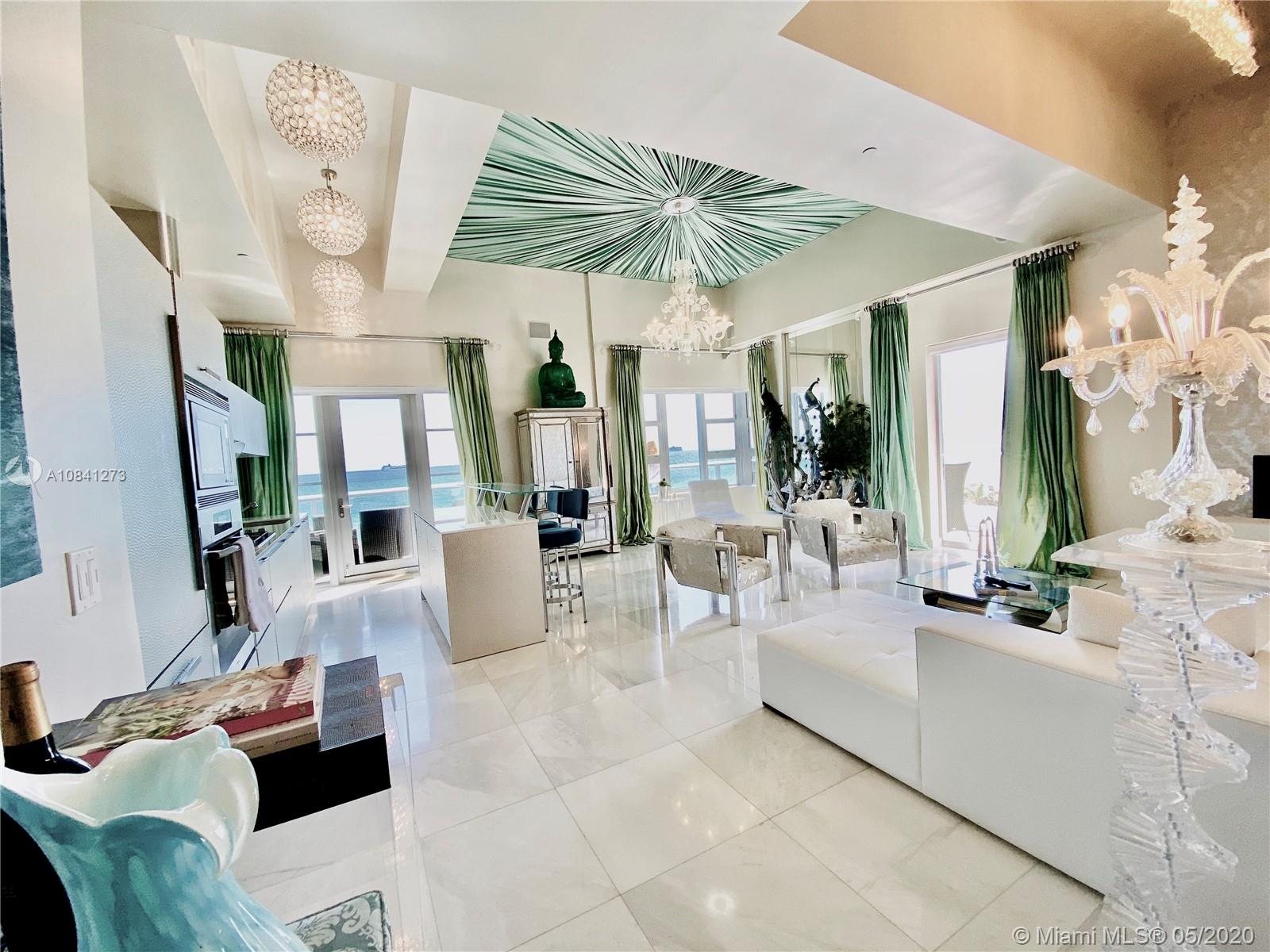 3739  Collins Ave #N-601/603 For Sale A10841273, FL