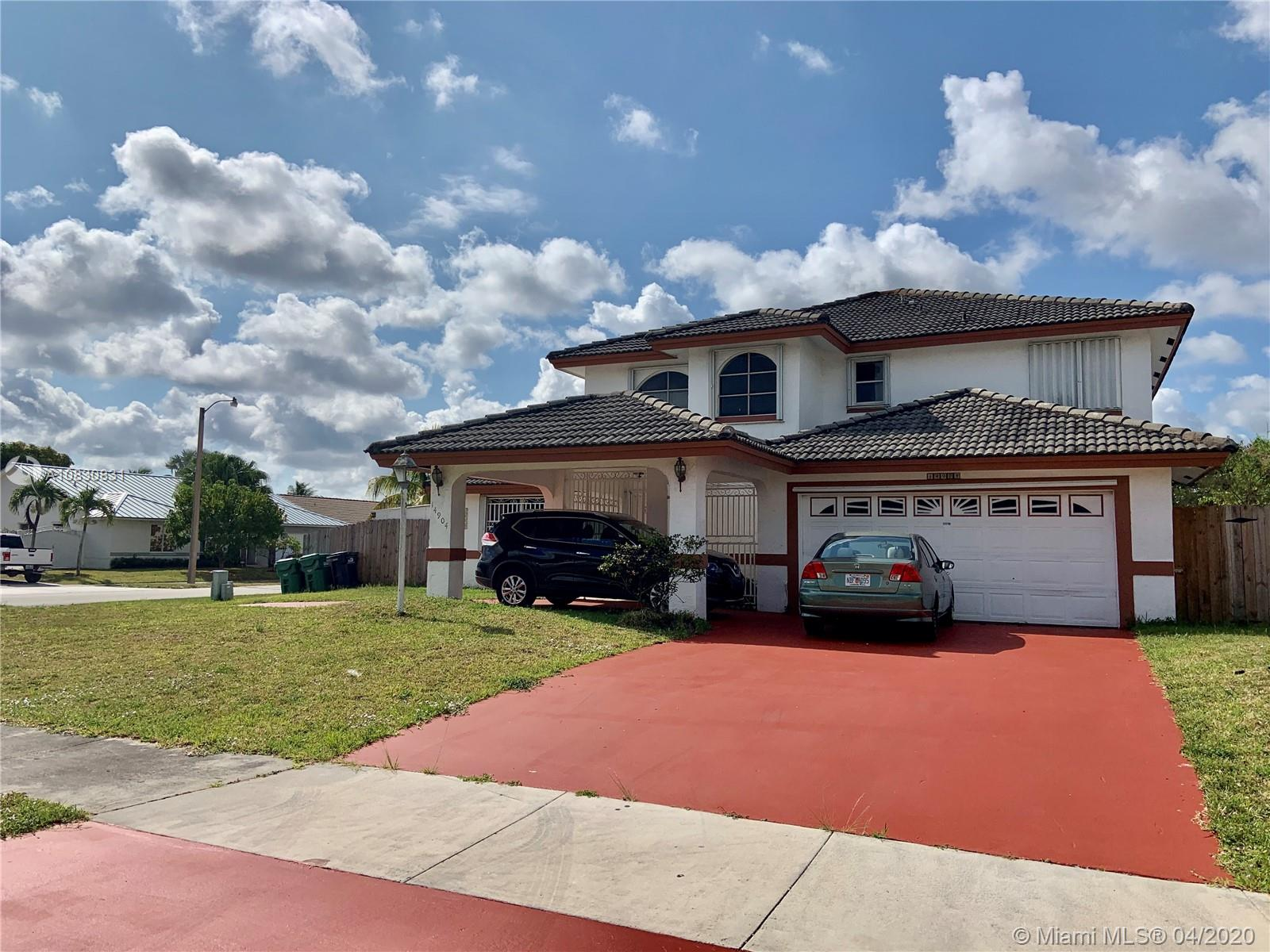 14904 SW 168th Ter  For Sale A10830831, FL