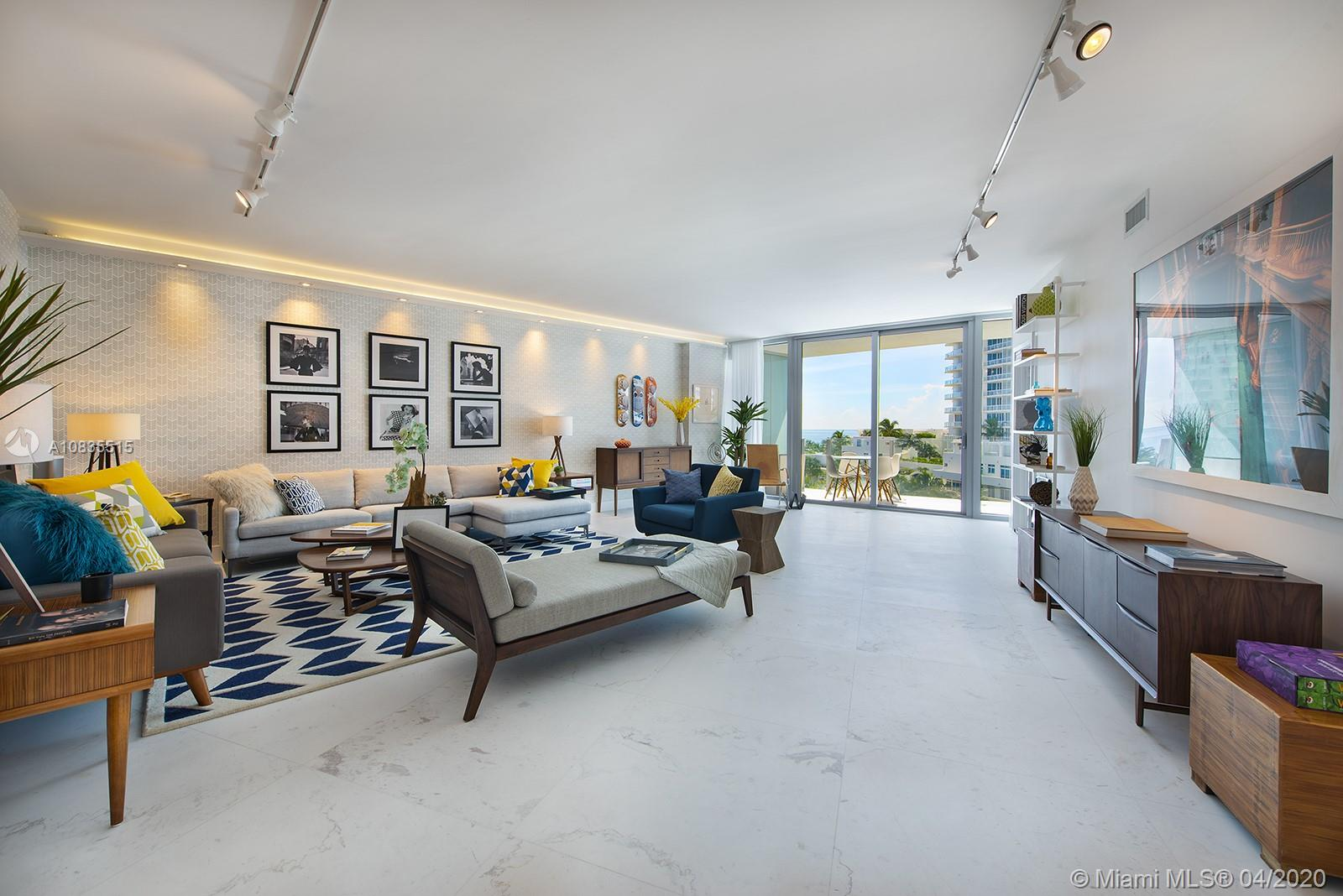 1  Collins Ave #603 For Sale A10835515, FL