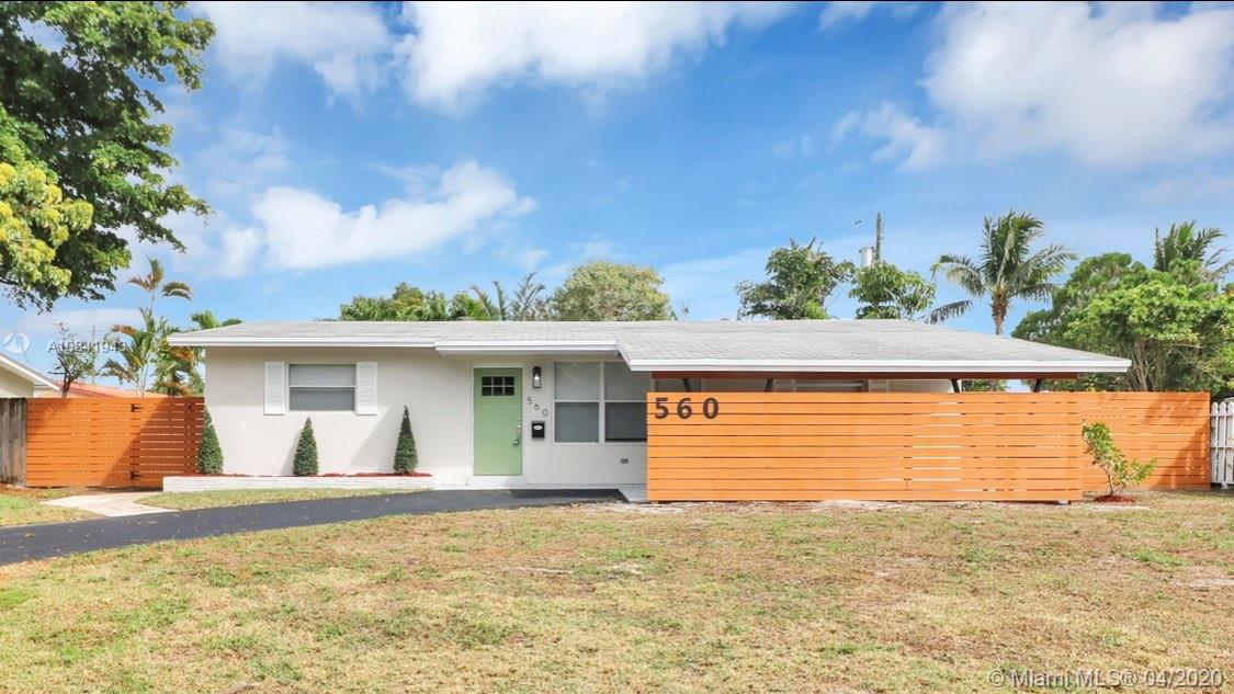 560 SE 3rd Ave  For Sale A10841943, FL