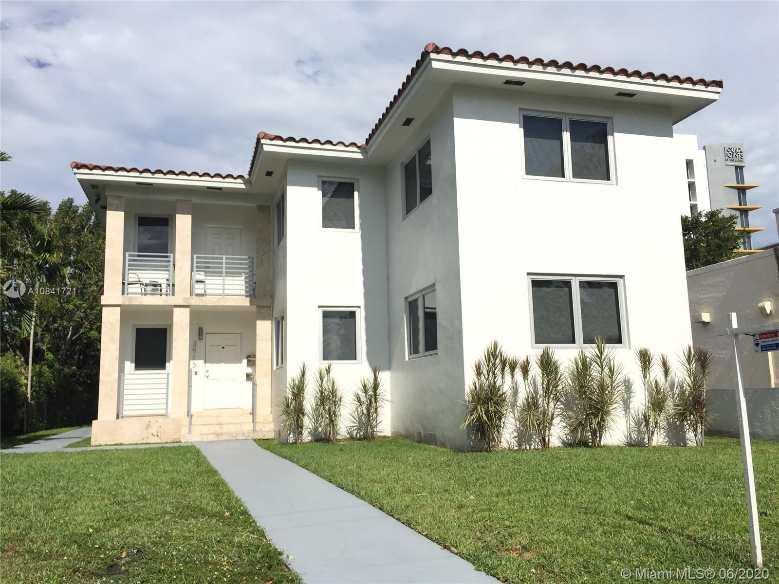 3915  Ponce De Leon Blvd #Upper For Sale A10841721, FL