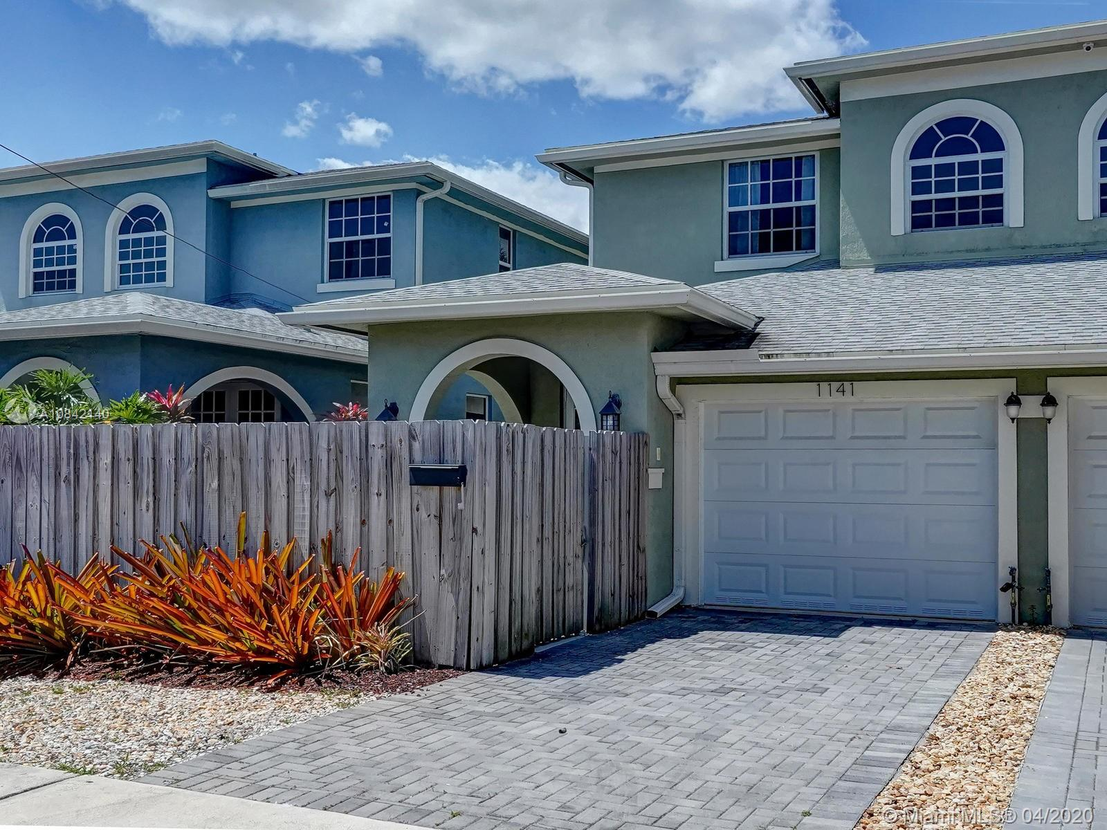 1141 NE 3rd Ave  For Sale A10842140, FL