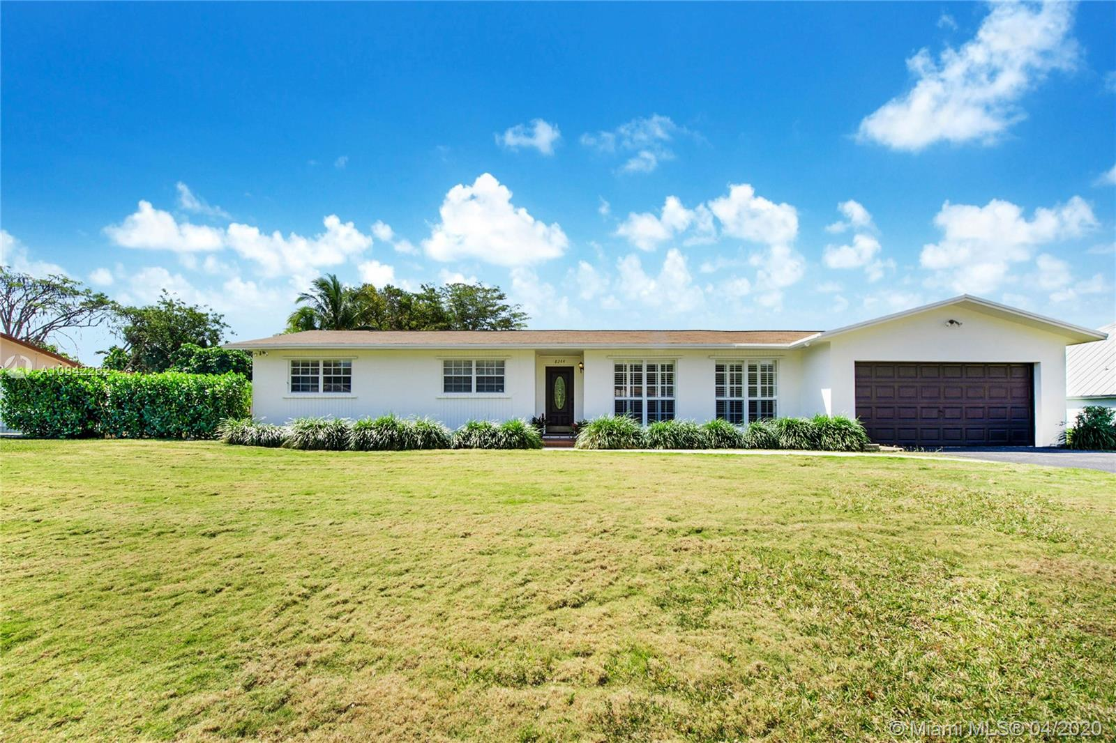 8244 SW 184th Ter  For Sale A10842262, FL