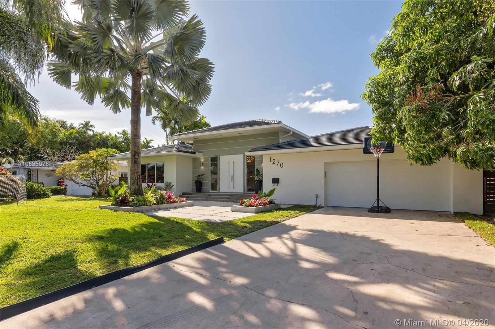 1270 NE 97th St  For Sale A10835076, FL