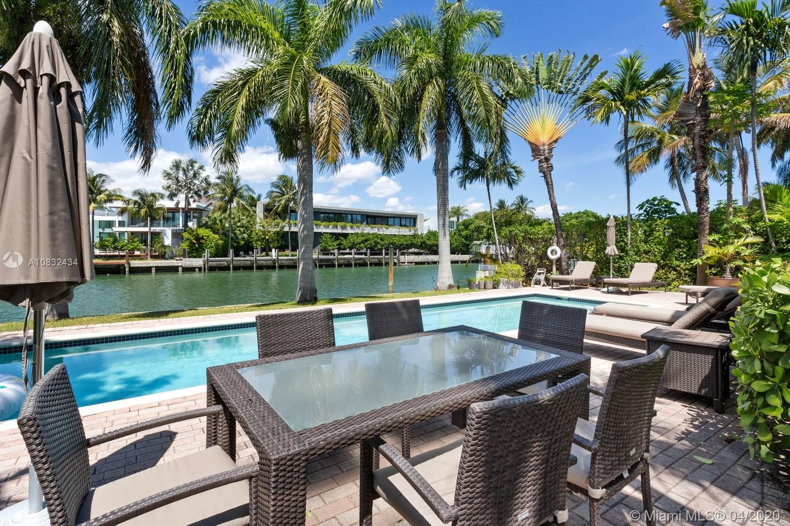 4780  Pine Tree Dr #5 For Sale A10832434, FL