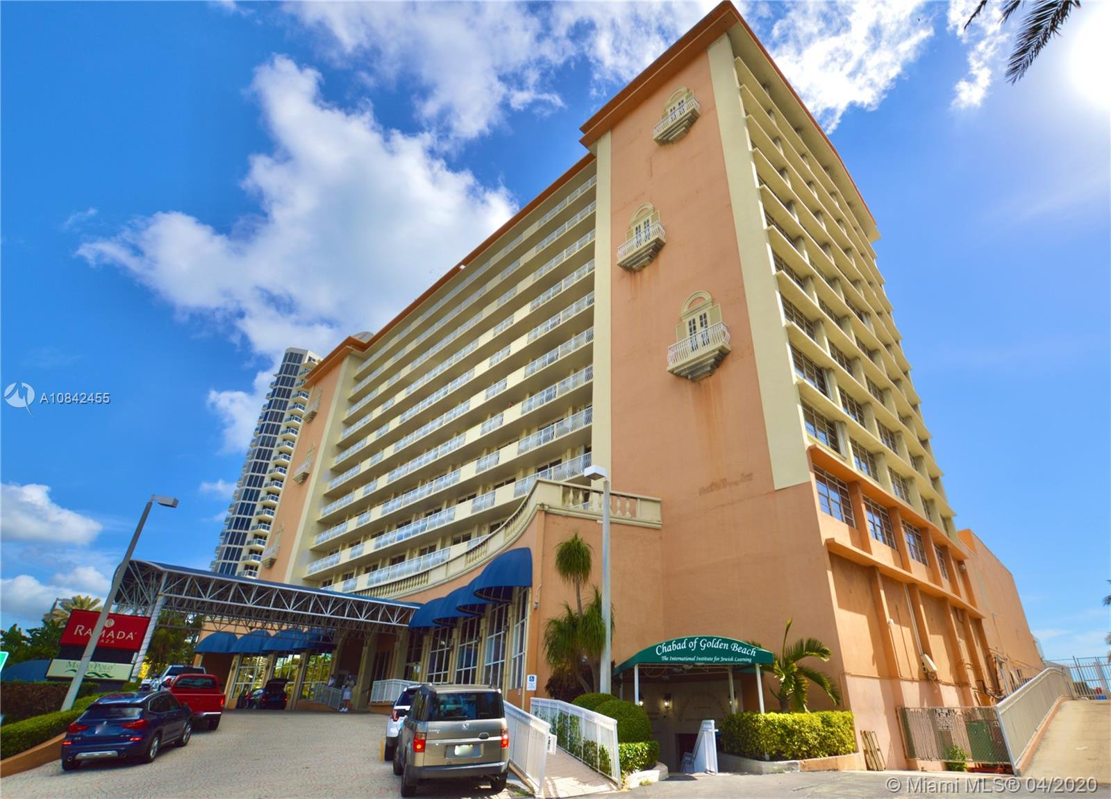 19201  Collins Ave #533 For Sale A10842455, FL
