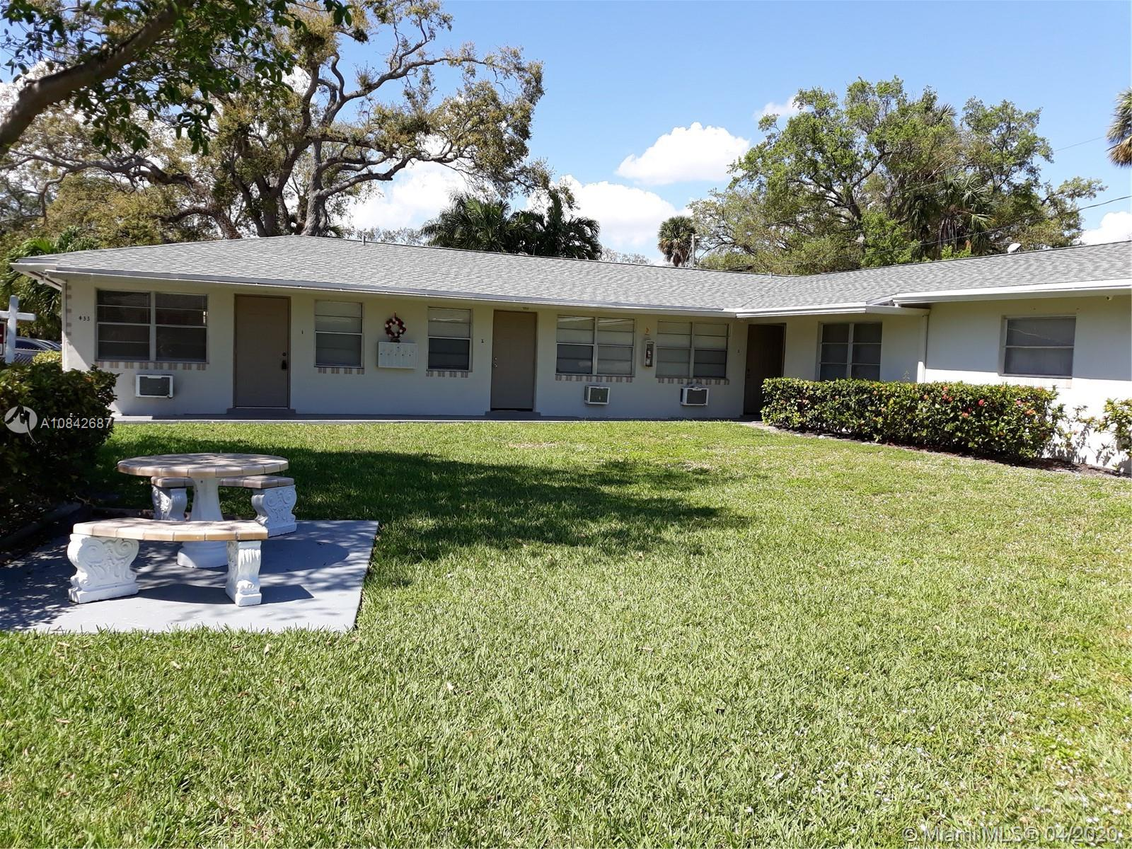 1433 SW 24th Ct #1 For Sale A10842687, FL