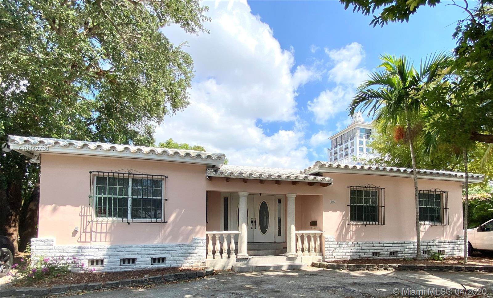 407  Aragon Ave  For Sale A10842730, FL