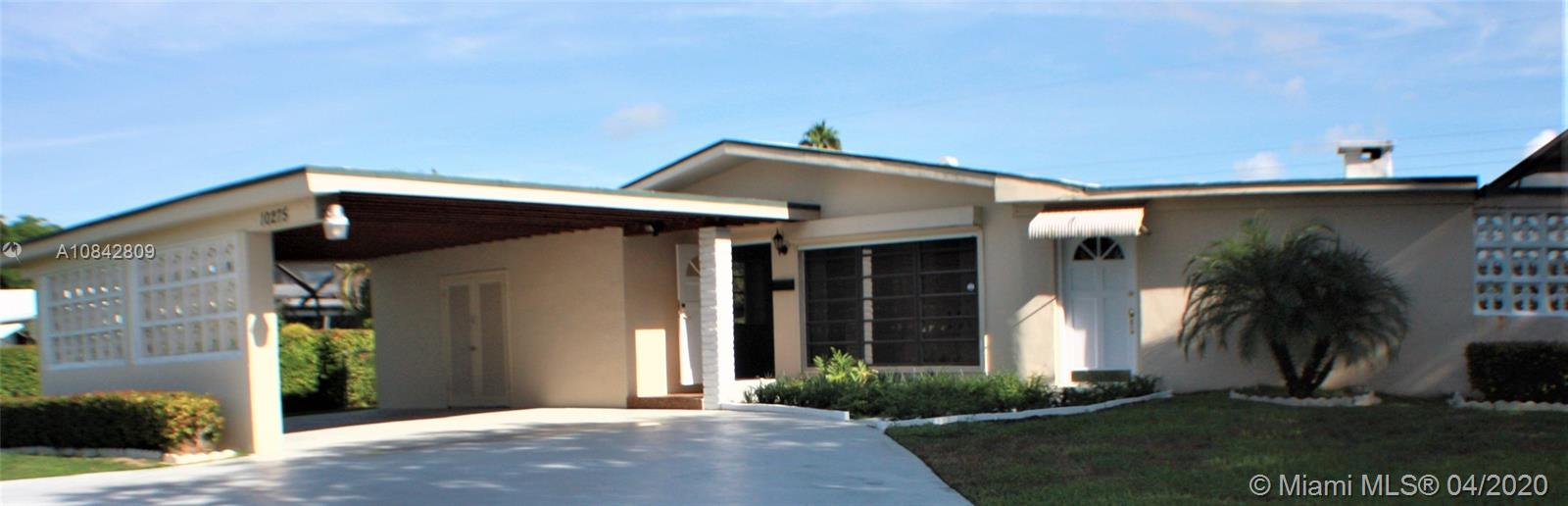 10275 SW 112th St  For Sale A10842809, FL