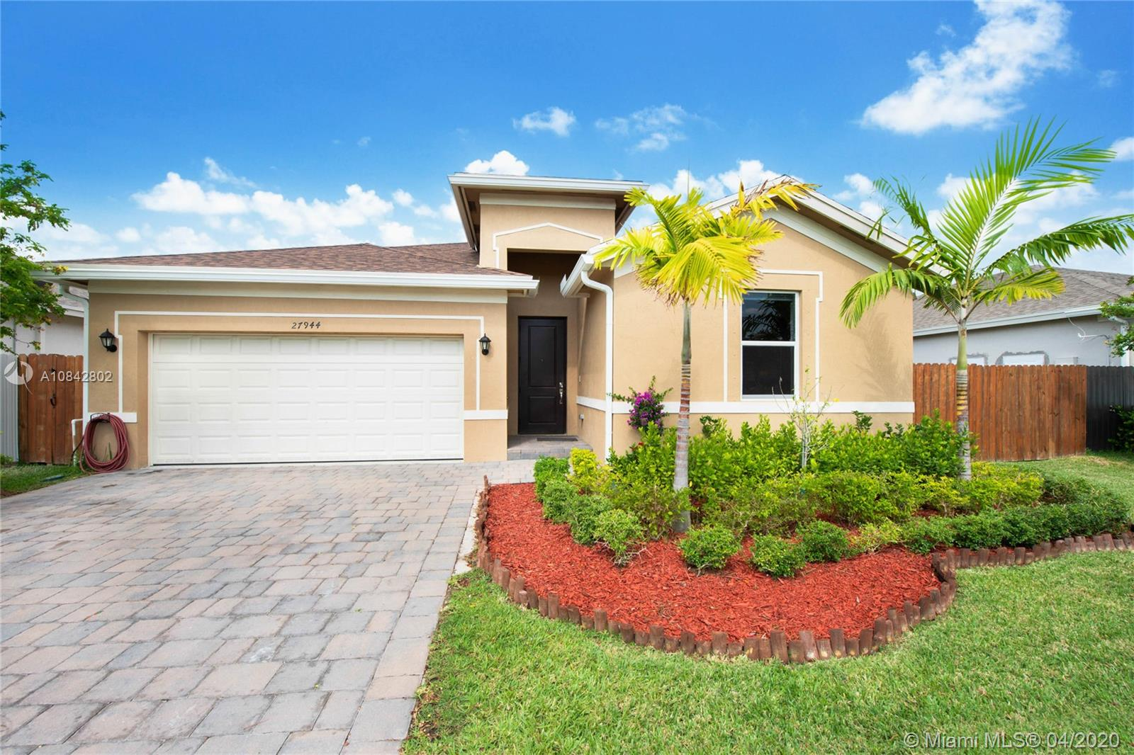 27944 SW 133rd Path  For Sale A10842802, FL