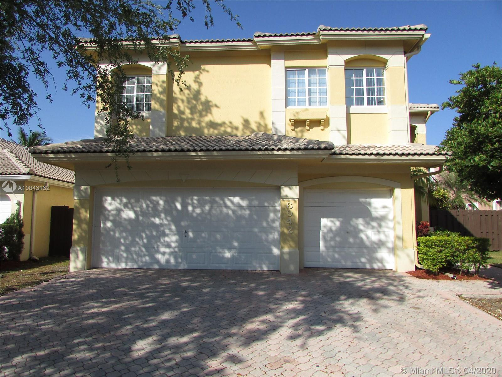 6942 NW 107th Pl  For Sale A10843132, FL