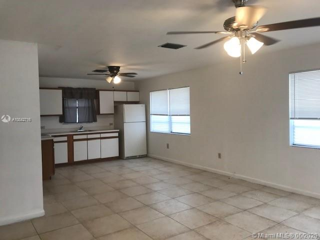 large  3 bedroom  2 bath , tiled throughout  ,open layout ,washer and dryer hookup  ,central a/c  system ,great neighborhood  . close to hard rock hotel and casino  and all major highways .section 8 welcome . required  full rental  application . call listing  agent for showing and inquiries .