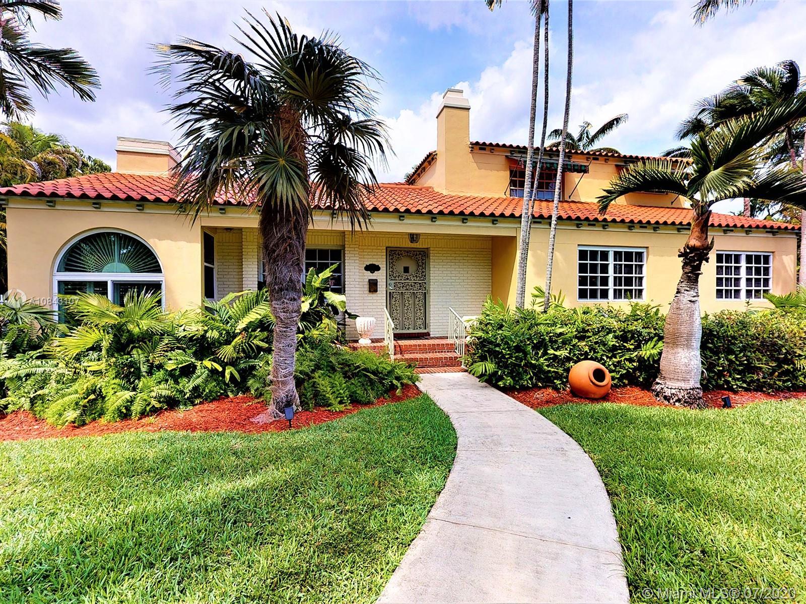 1033 NE 95th St  For Sale A10843107, FL