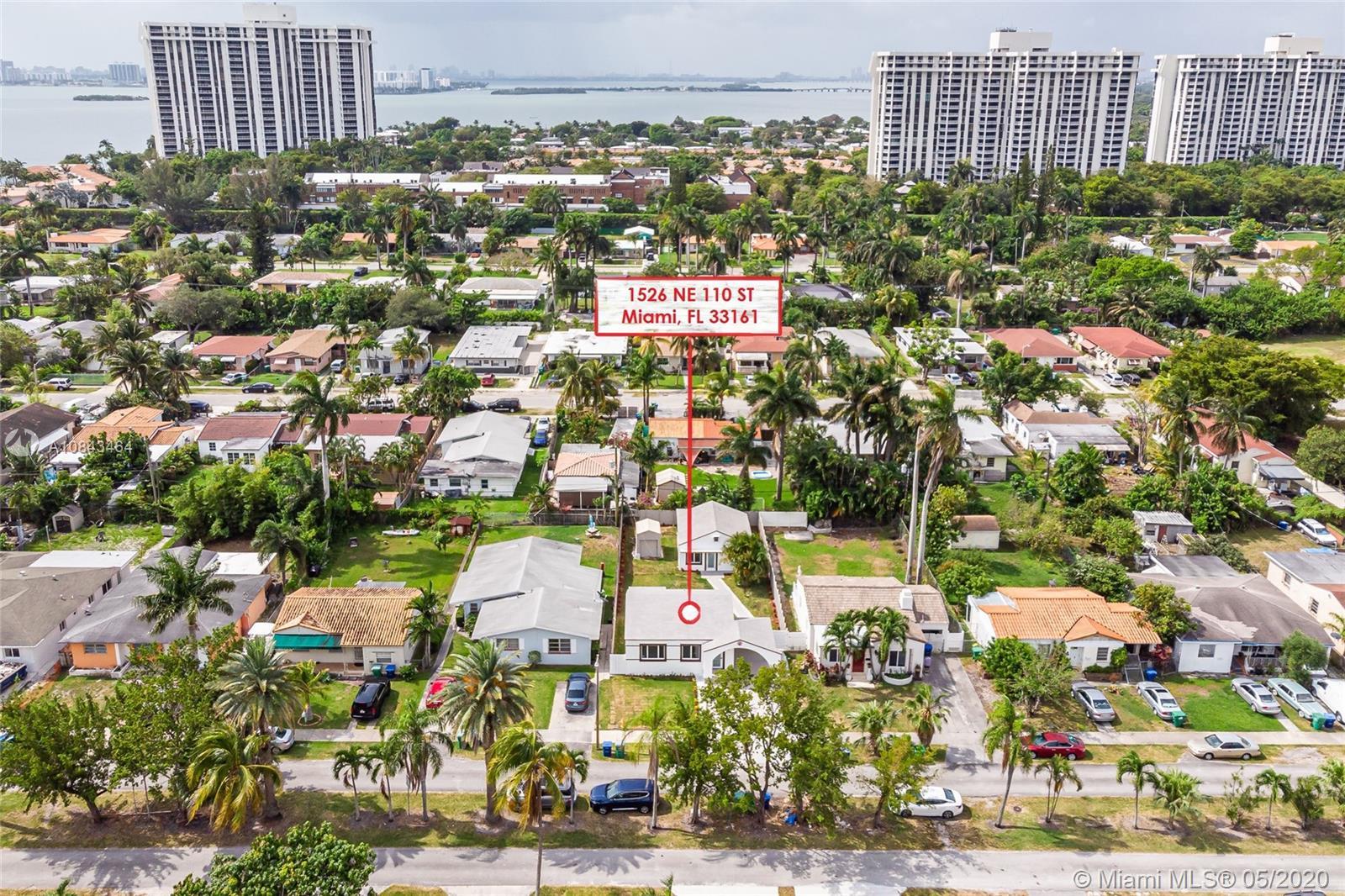 1526 NE 110th St  For Sale A10843464, FL
