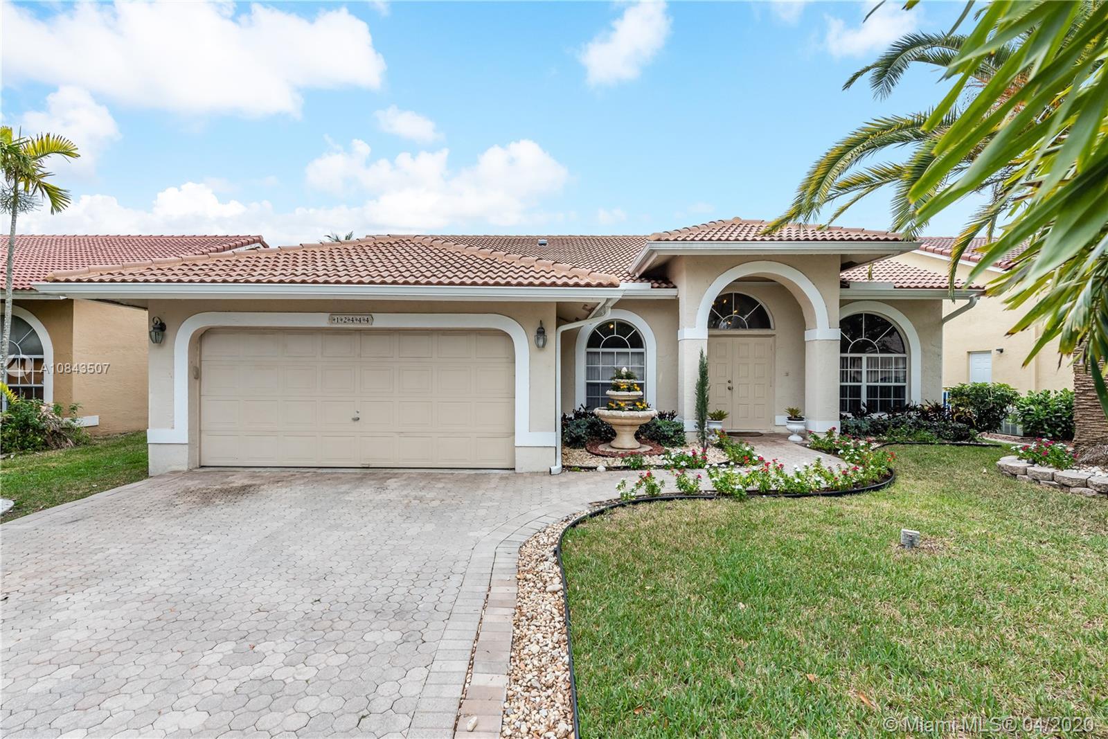 12444 SW 1st St, Coral Springs, FL 33071