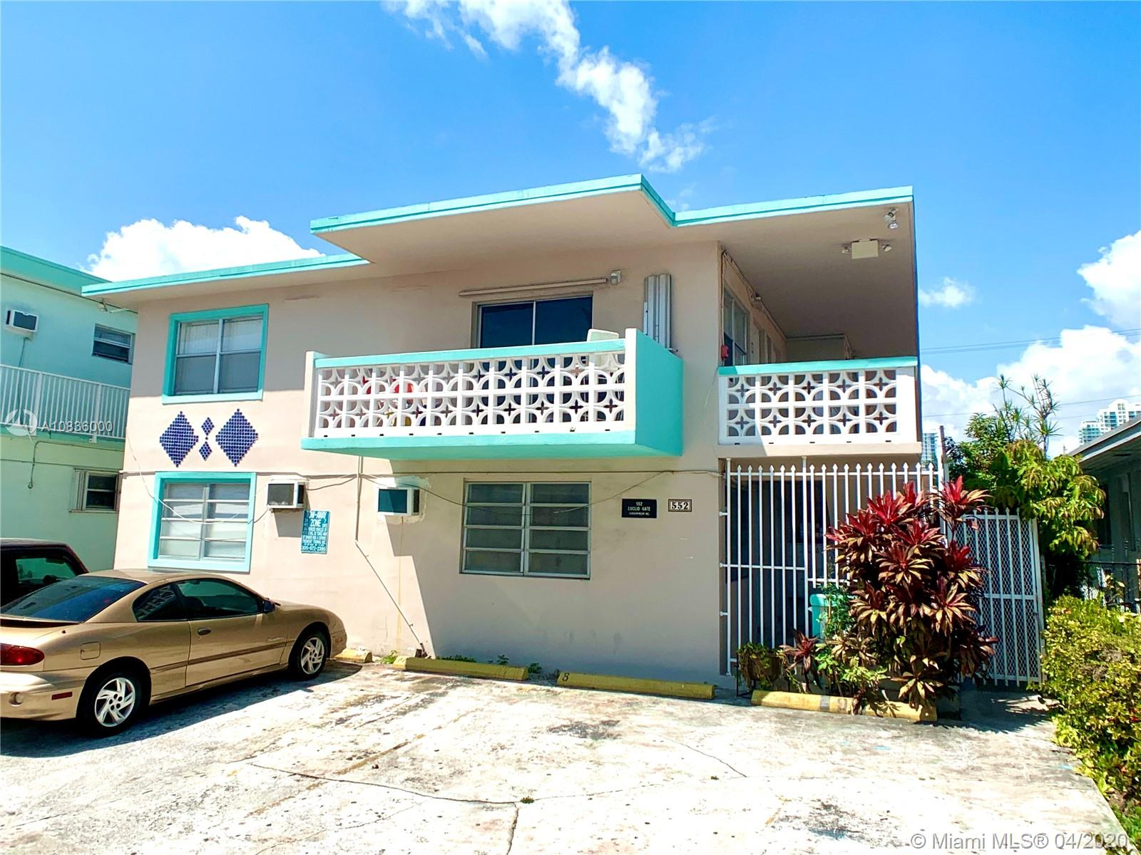 552  Euclid Ave #6 For Sale A10836000, FL